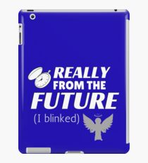 From the Future iPad Case/Skin