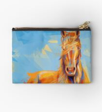 Obedient Spirit - Horse portrait Studio Pouch