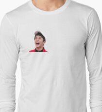 NCT- Mark Lee Camiseta de manga larga