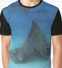 Sting Rays Aquarium Graphic T-Shirt