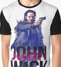 john wick chapter 2 film Graphic T-Shirt