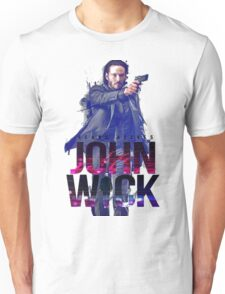 john wick chapter 2 film Unisex T-Shirt