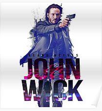 john wick chapter 2 film Poster