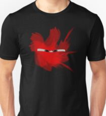 Lightning McQueen Painting - Cars 3 Unisex T-Shirt