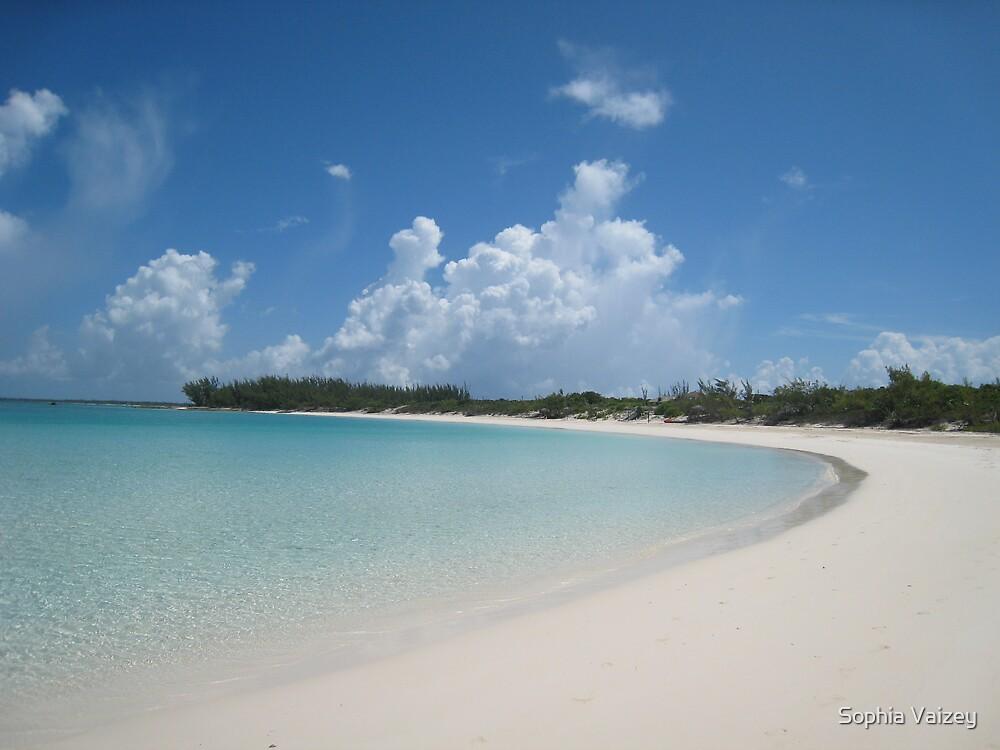 Cat Island, Bahamas by Sophia Vaizey