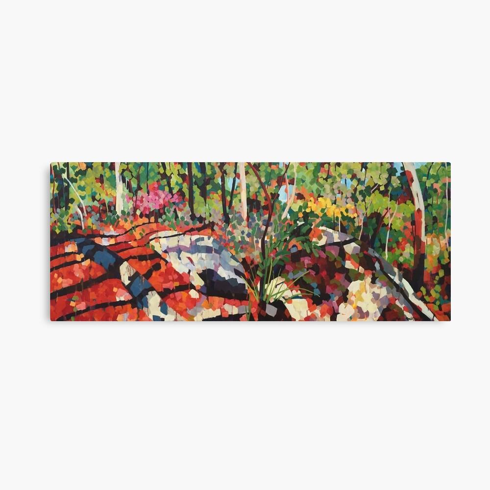 Cicada Landscape Canvas Print