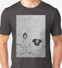 Nightmare in the Clouds Unisex T-Shirt