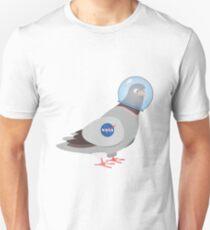 NASA Space Pigeon T-Shirt