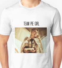 Team Pie Girl  Unisex T-Shirt