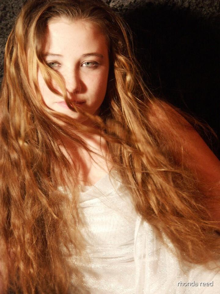 Beauty is... by rhonda reed