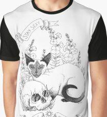 My Favorite Murder Elvis and Death Graphic T-Shirt