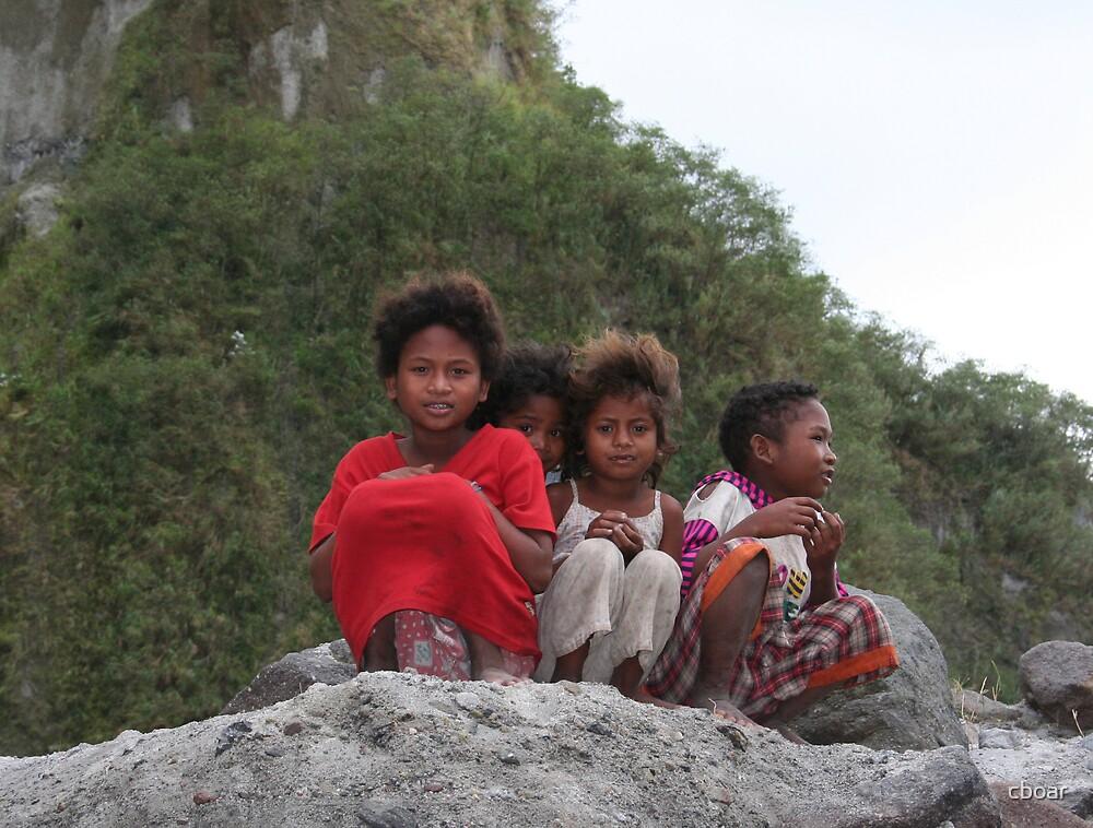 Tribal encounter by cboar