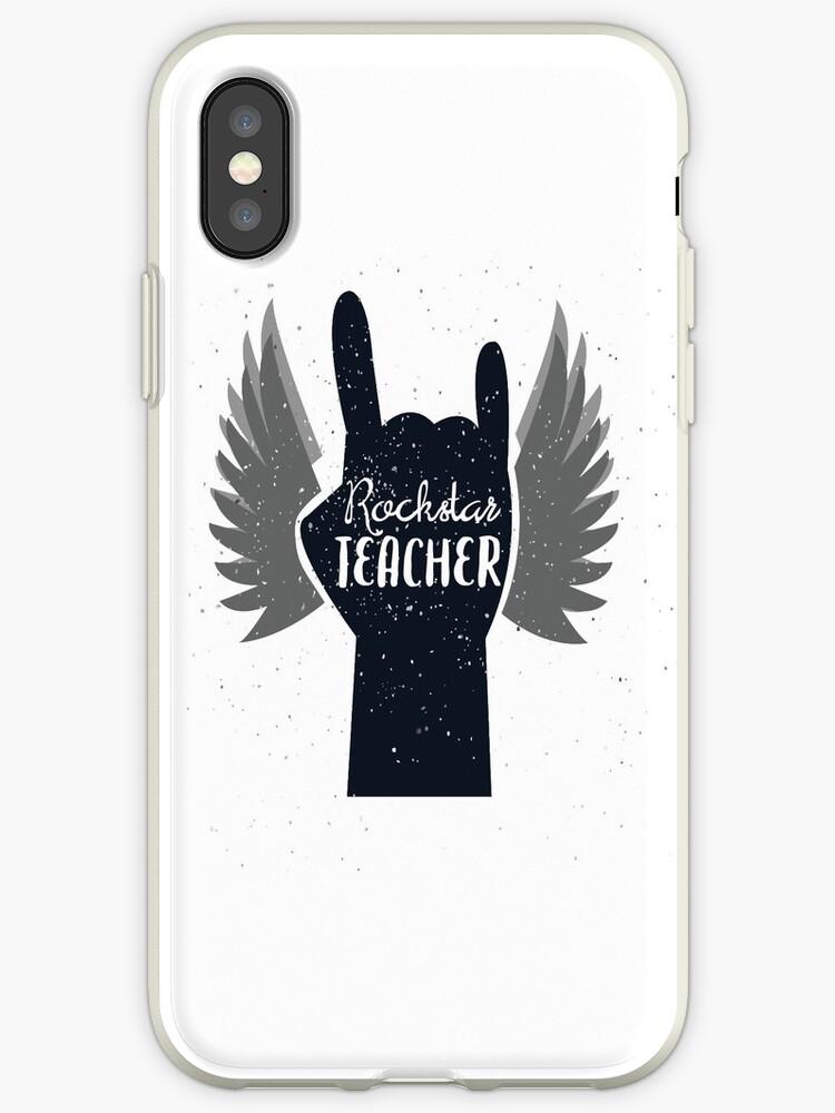 Rockstar-Lehrer - einzigartige Lehrer-Geschenke\