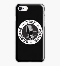 Garbage Time Points Podcast iPhone Case/Skin