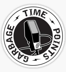 Garbage Time Points Podcast Sticker