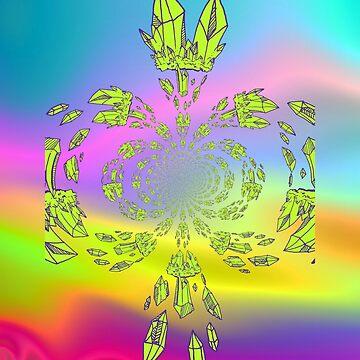 aurora quartz by HiddenStash