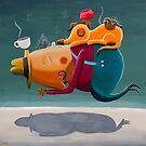 Dream state by Neil Elliott