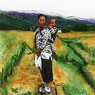 Sheera Tamang by chilby