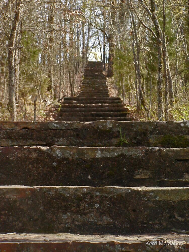 Stairway to Heaven by Kerri McMahon