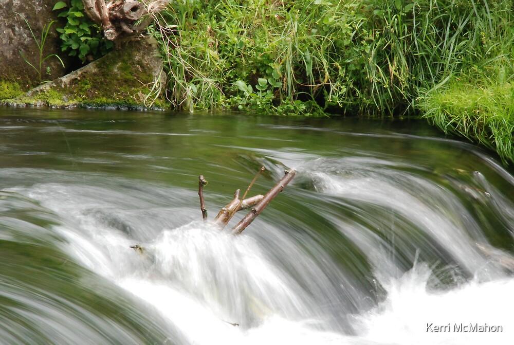 Flowing Stream by Kerri McMahon