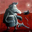 Villainous hero by Neil Elliott