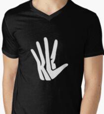 Kawhi Leonard Men's V-Neck T-Shirt