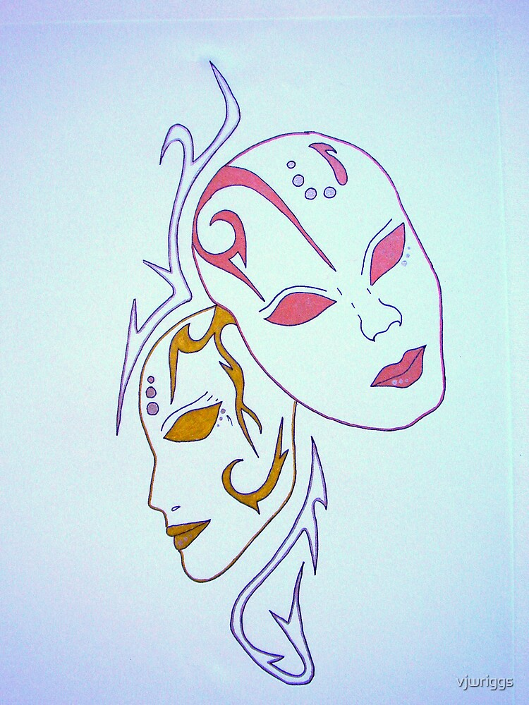 Empty Faces by vjwriggs