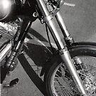 Motorcycle. by Kerri McMahon