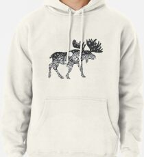 Elch Mountain Madness Hoodie