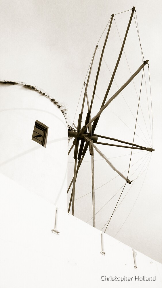 Windmill by Christopher Holland