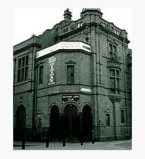 Salford Lads Club Photographic Print