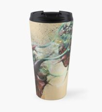 Arrested Vascular Fusion of Two Entities in Need Travel Mug