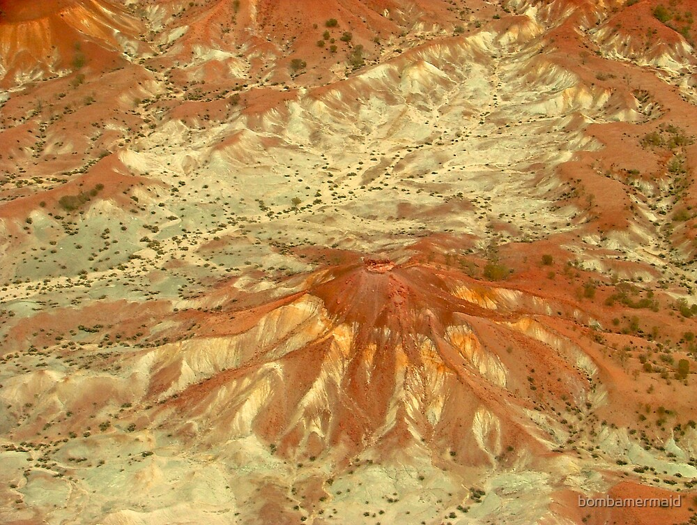 Painted Desert by bombamermaid