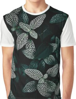 Dark Leaves 3 Graphic T-Shirt