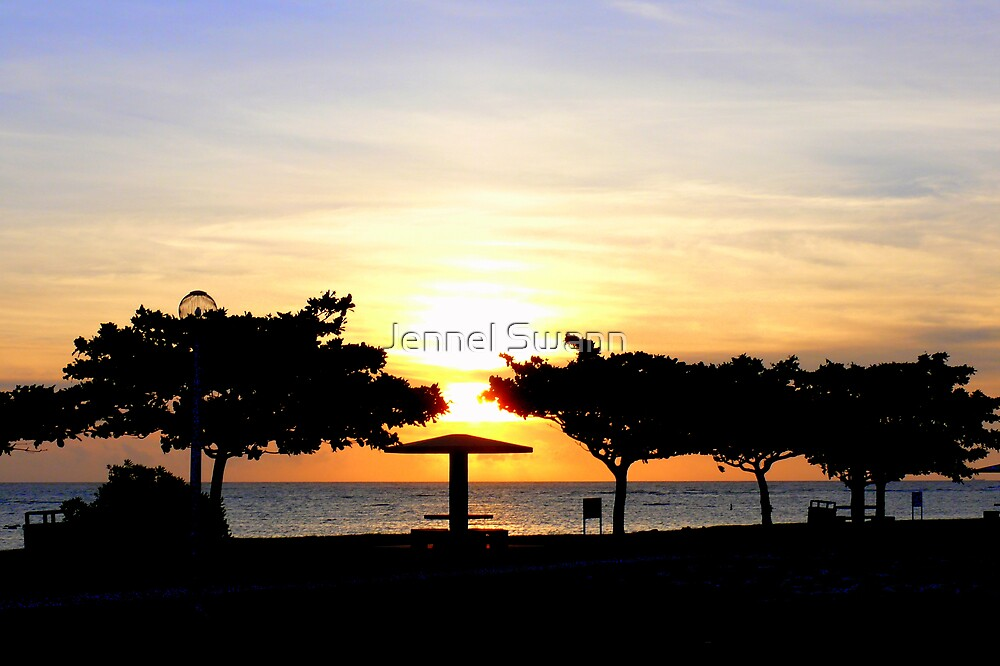 Day's End by Jennel Swann