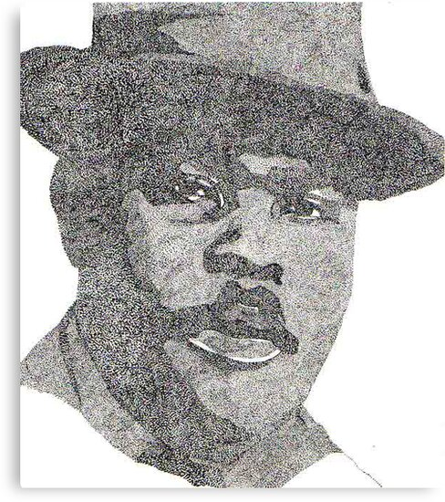 Marcus Garvey by Dave Allen