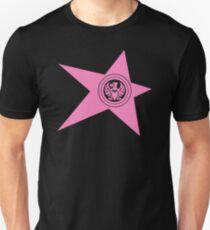 Uchuu Sentai Kyuuranger - Washi Pink T-Shirt