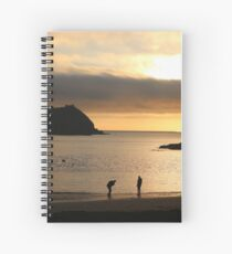 Readymoney Cove Spiral Notebook