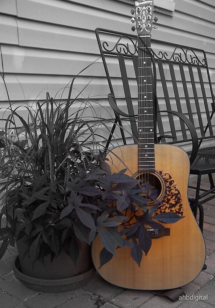 Classic Guitar by ahbdigital