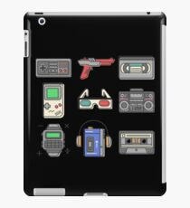 80s Essence iPad Case/Skin