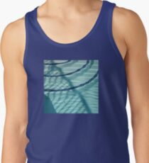 pool lines and patterns Tank Top
