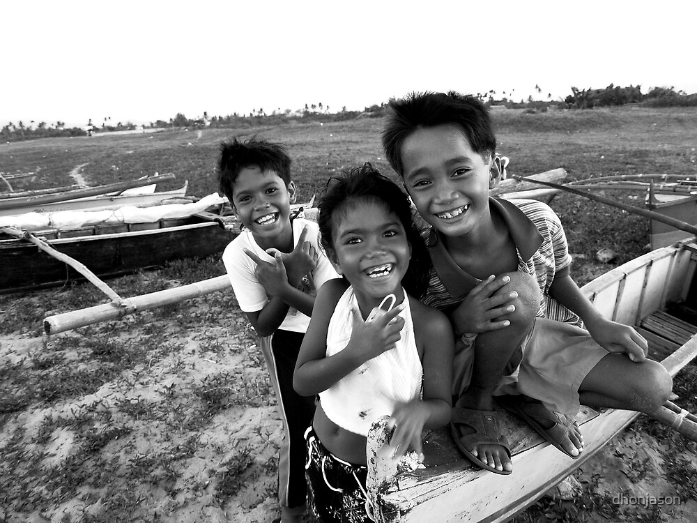 Smiles of Hope by dhonjason