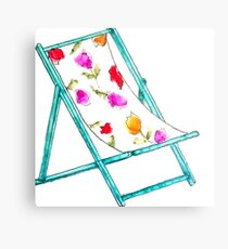 Decked Out Metal Print