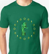 Sonic CD Angel Statue T-Shirt