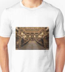 Welcome To Opera Garnier - 1 ©  Unisex T-Shirt