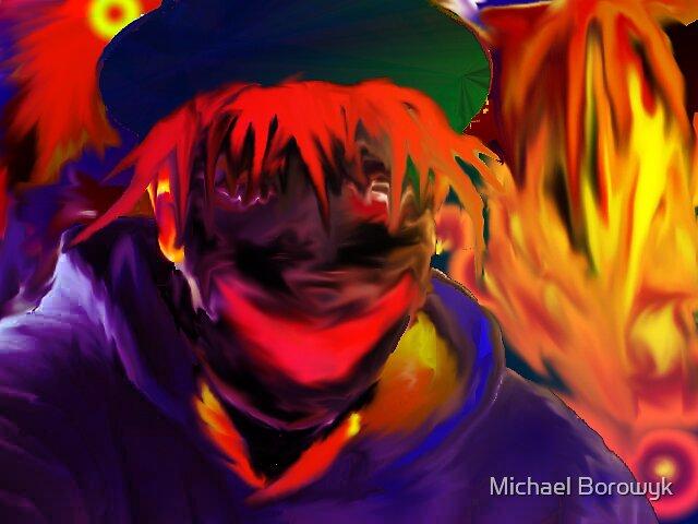 clown'n by Michael Borowyk