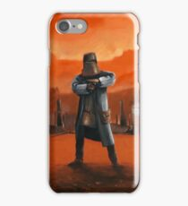 Ned Kelly - Last stand iPhone Case/Skin