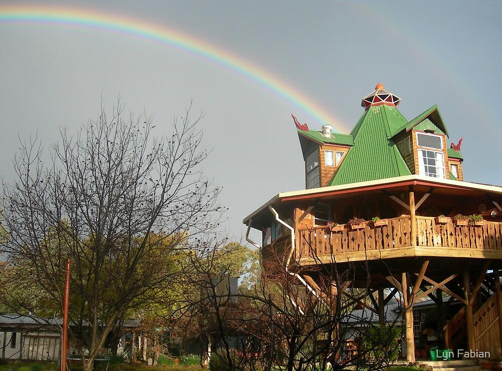 Rainbow's End by Lyn Fabian