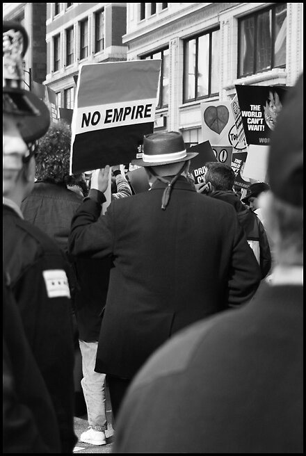 No Empire. by Michelle Fontaine