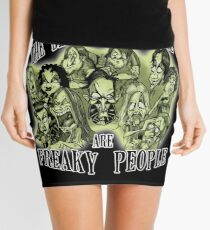 Freaky People Mini Skirt